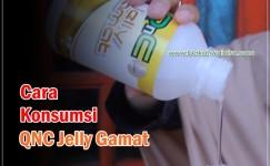 Cara Konsumsi QNC Jelly Gamat √ Dosis dan Aturan Minum