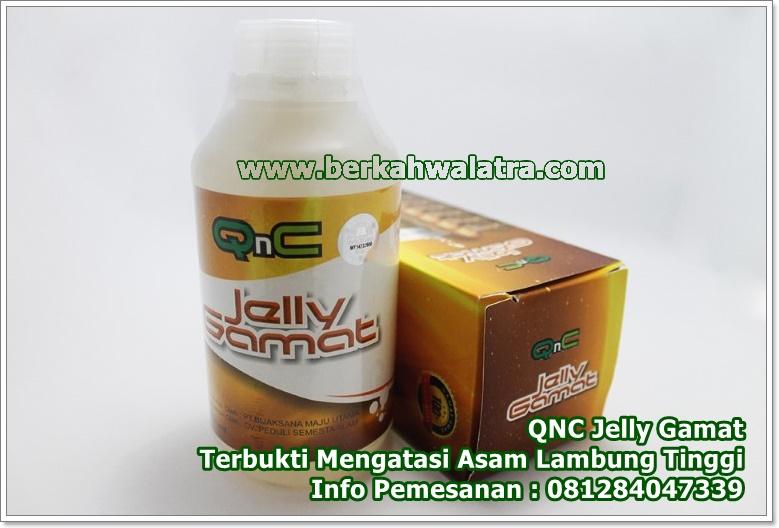 obat asam lambung tinggi QNC jelly gamat terbukti manjur