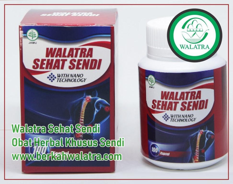obat asam urat herbal walatra sehat sendi