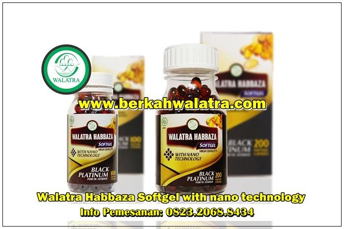 Herbal Habbaza Softgel Asli Legalitas Resmi BPOM RI