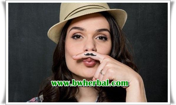 cara menghilangkan kumis pada wanita