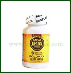 gold max gamat emas kapsul