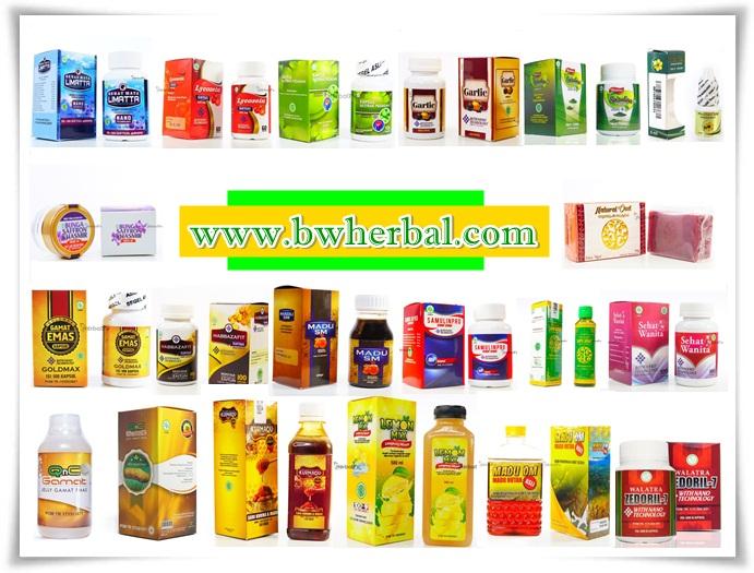 Produk Herbal Best Seller Di Toko Kami