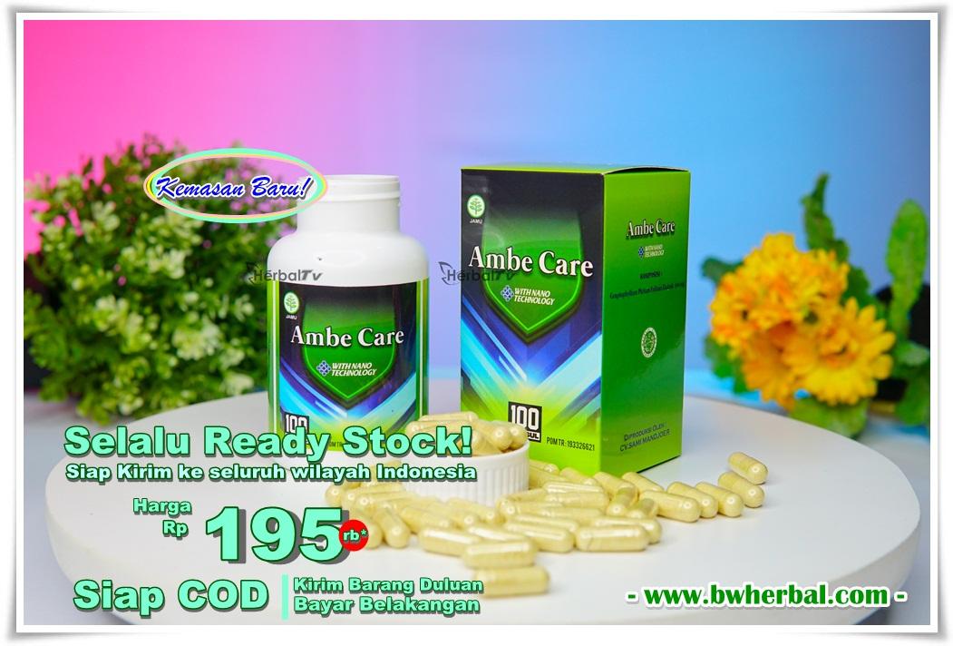 Jamu Sehat Wasir Kapsul 100% Asli Obat Herbal Khusus Ambeien