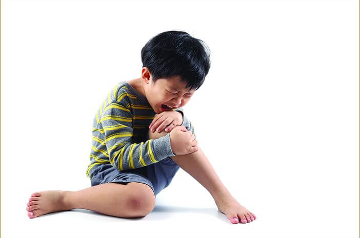 penyebab nyeri sendi pada anak
