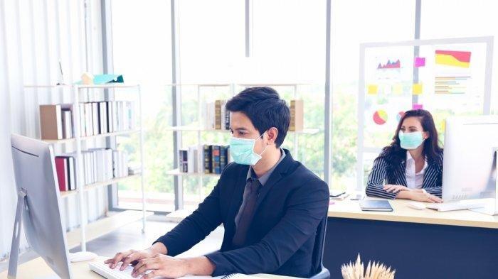 tips mencegahpenularan covid-19 saat bekerja