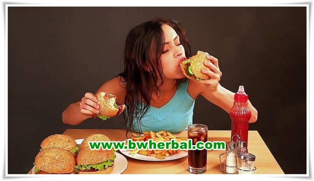 makanan yang perlu dihindari saat haid