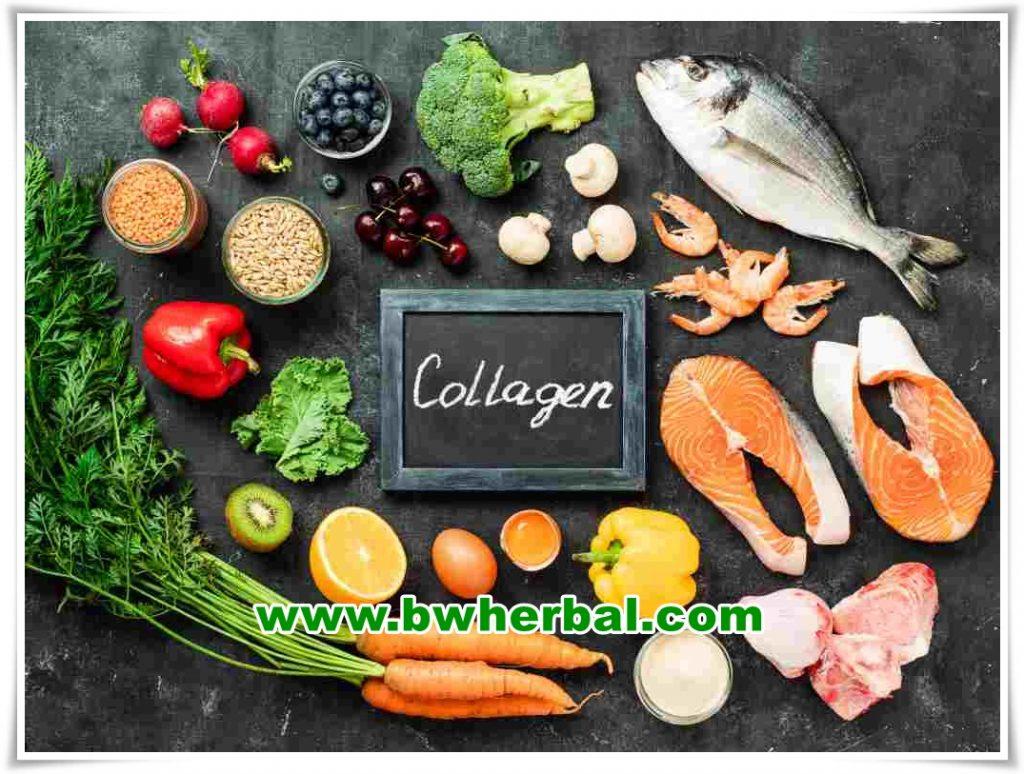 makanan yang mengandung kolagen tinggi